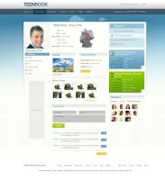 Community Website Design Inner by princepal