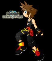 Kingdom Hearts BD Black FP by CP-BaM-BaM
