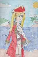 Nyo!APH - Rose of the Seven Seas by SwiftNinja91