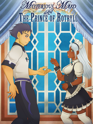 Mysterious Maid and the Prince of Rotryll Cover by Meeche-Max