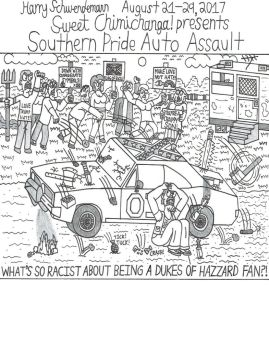Southern Pride Auto Assault by OliverRed