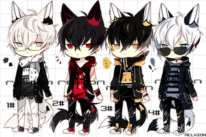 [SETPRICE*CLOSED]Lineheart*15 by Relxion-kun