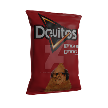 A bag of Devitos by TheBoofster