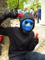 CWT37 D1-Eyeless Jack cosplay [3] by MHD0524