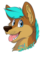 Badge Sylvester by xRubyCayx