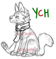 [150 Points]Xmas YCH - CLOSED by Yominari