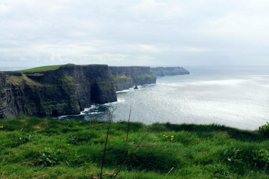 The Cliffs of Moher by ohmygadze