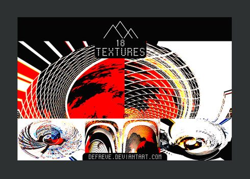 Textures - Out Of The Box by Defreve