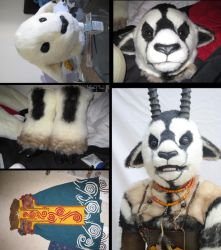 Oryx 6 of 6 - Airbrush, Finish by differentiation