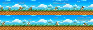 Tails' first SV Comic by EvilReu