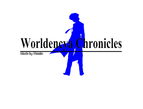 Worldencya Chronicles title 02 by Nunzio92