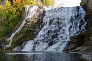 Ithaca in the Fall stock 034 by FairieGoodMother