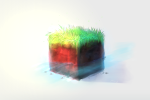 Grass practice by thePingdelf