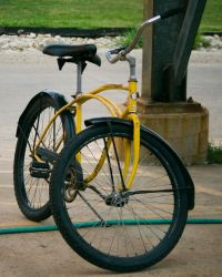 Bicycle by gazmuth