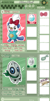 PMD-E - Merchants - Team SilverShell by Hime--Nyan
