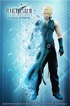 Cloud Strife Poster by ladylucienne
