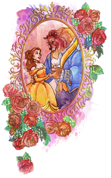 Beauty and the beast by Fufunha