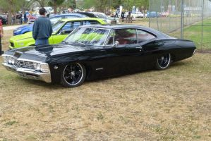 Black Impala by SAR500