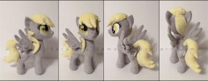 Plushie: Derpy - My Little Pony: FiM by Serenity-Sama