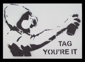 Tag you're it by simpletoker