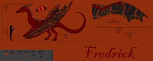 Fredrick Character Sheet by Evil-Tink