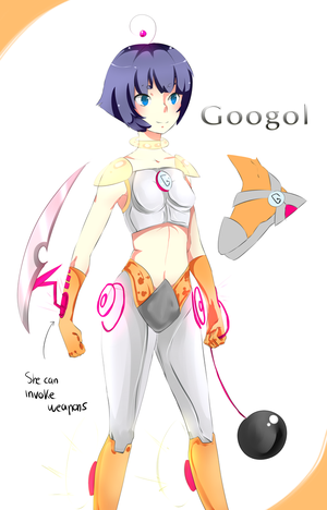 COMMISSION-Googol by marina094