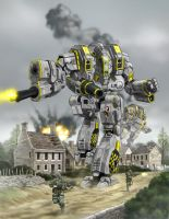 Cataphract Final Version By S2ka by AlexanderDeath