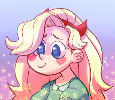 star butterfly deserves the best, tbh by Hello-Its-A-Snail