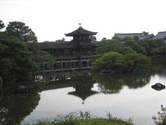 Heian Jingu Shrine - Kyoto by kamiki