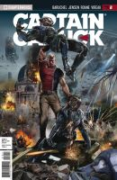 Captain Canuck #2 by uncannyknack
