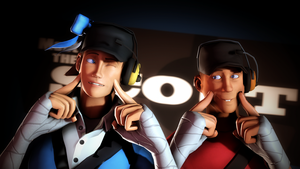 Meet the Scouts by Sync-7