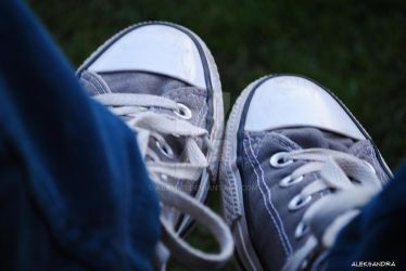 My converse. :-) by alxmm1