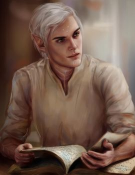 reading by AnnaHelme