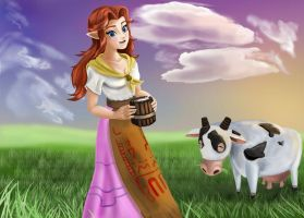 Malon by WhimsyWulf