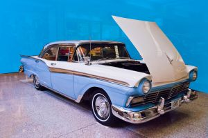 1957 Ford Fairlane 500 by quintmckown