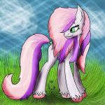 Feather Hooves by zombiegoddess666