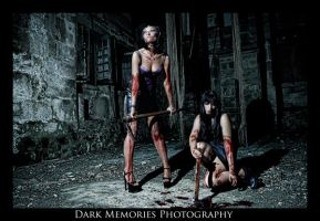Sexy Killers by DarkMPhotography