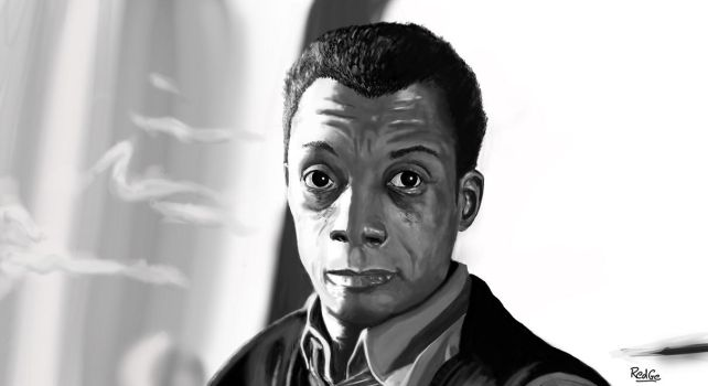 James Baldwin (Updated6) by RedGeOrb