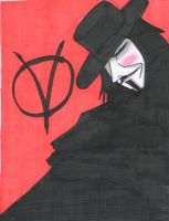Victim and Villian by AngelKiller666