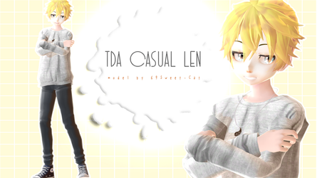 TDA Casual Len Download by 69Sweet-Cat