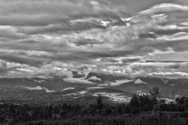 nubes hdr by guambra-caremono