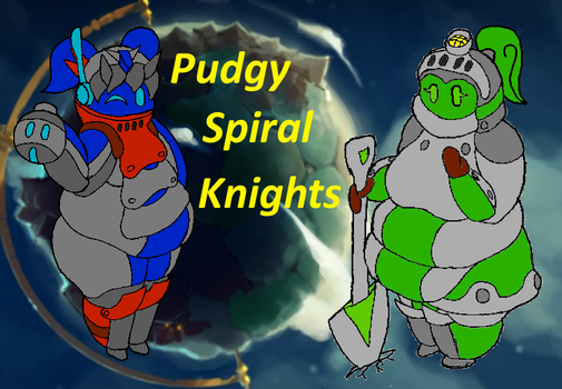 Pudgy Spiral Knights Group Icon by SamuraiKnight