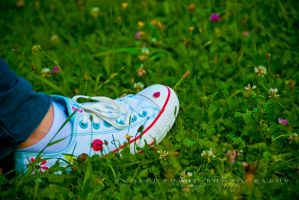 In the grass by andreiturcu