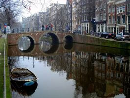 Amsterdam by rushofdeath