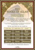 The Books of Allah by billax