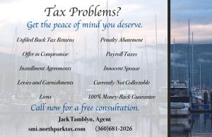 North Park Tax Consulting by tsau-mia