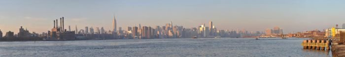 View from Brooklyn by bbisme