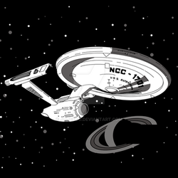 Boldly Go... by Juliefoo