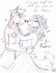 Your Crazy Matches My Crazy by Stray-Sketches