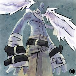 SMACK! Redo (Angel Of The Hammer) by smackmysterio619